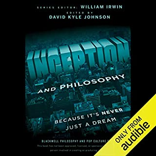 Inception and Philosophy audiobook cover art