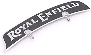 royal enfield number plate