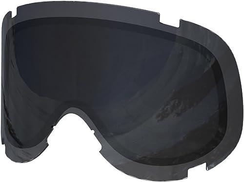 POC Cornea écran pour Masque de Ski Mixte Adulte, Noir