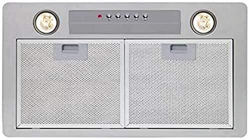 CATA | Dunstabzugshaube Modell GT-PLUS 45 X/L | 3 Absaugstufen | Dunstabzugshaube 60 cm | Abluftgeschwindigkeit MAX 645 m³/h | Minimale Schallleistung 50 dB |