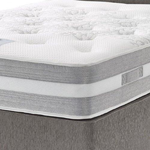 Home Furnishings UK Hf4you Healthopaedic Odyssey Latex Pocket Sprung Zero Gravity Mattress - 5FT Kingsize