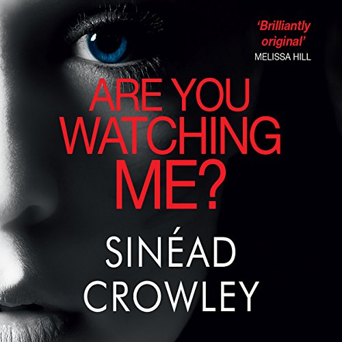 Are You Watching Me? audiobook cover art