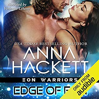 Edge of Eon audiobook cover art
