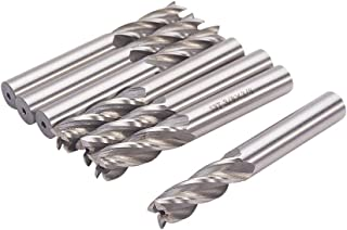 RedLine Tools 1//4 RDM20116 2 Flutes .7500 Flute Length Carbide Drill Mill 60/° Point Angle 1//4 .2500 Shank Diameter .2500 AlTiN Coating 30/° Helix Angle 2.5000 OAL