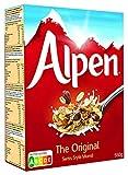 Alpen Original- Muesli Suizo Original (6 unidades de 560 gramos)
