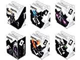 Magic M15 Set of 6 New Ultra-Pro Deck Boxes Fits Magic, Pokemon, WoW, YuGiOh, Other Cards (Features All 6 Planeswalker Designs) Ajani, Jace, Garruk, Liliana, Nissa, Chandra MTG 2015 by Ultra Pro