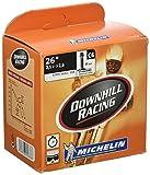 Michelin Downhill C6, Camera d'Aria per Bicicletta Unisex-Adulto, Nero, 26x2,20/2,80 (54-5...