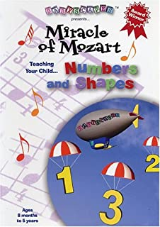 Miracle of Mozart Numbers & Shapes