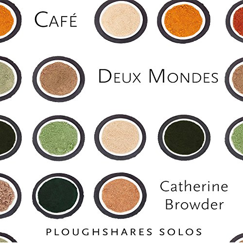 Café Deux Mondes audiobook cover art