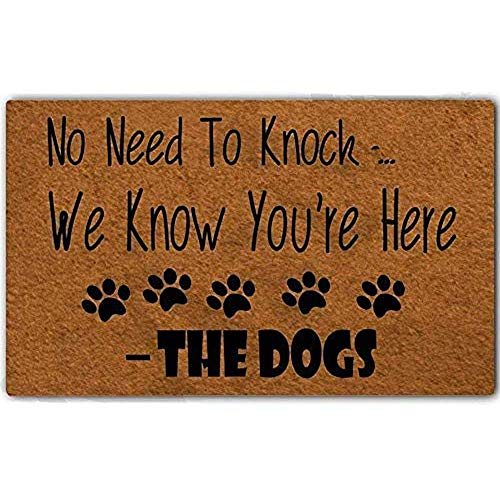 Not Applicable Door Mat