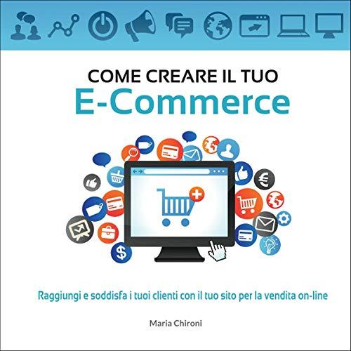 Come creare il tuo E-Commerce copertina