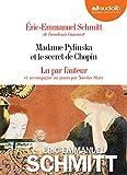 Madame Pylinska et le secret de Chopin - Livre audio 2 CD Audio - Audiolib - 04/07/2018