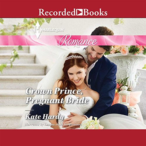 Crown Prince, Pregnant Bride audiobook cover art