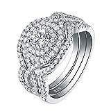 Newshe Jewellery Women's Rings