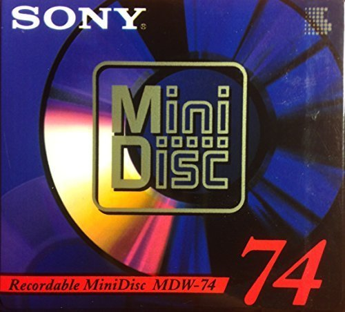 Sony ES Recordable MiniDisc (74-minute)