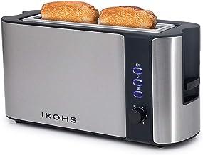 IKOHS Tostadora Premium Toast - Tostadora de Pan de Ranura