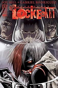 Locke & Key: Head Games #4 by [Joe Hill, Gabriel Rodriguez]