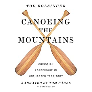 Canoeing the Mountains cover art