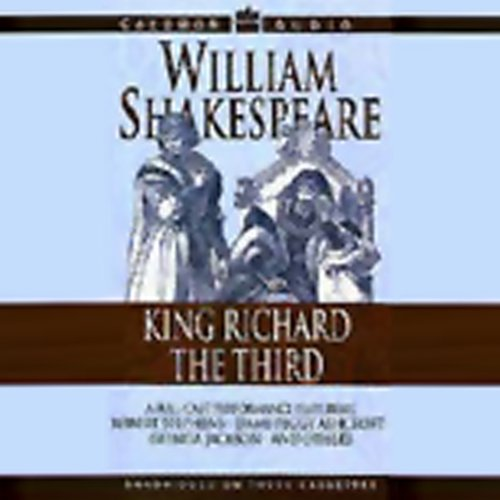 King Richard the Third audiobook cover art