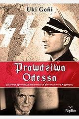Prawdziwa Odessa (Polish Edition) Paperback