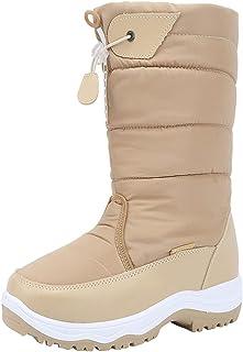 Sponsored Ad - Women's Snow Boots Winter II Waterproof Fur Lined Frosty Warm Anti-Slip Boot