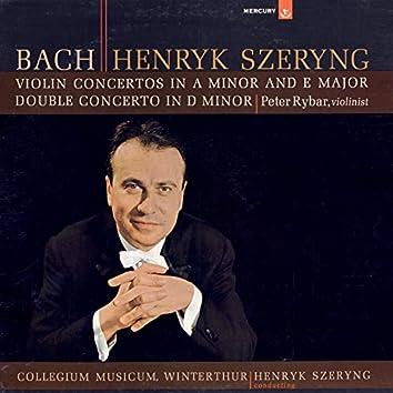 Bach, J.S.: Violin Concertos Nos. 1 & 2; Double Concerto