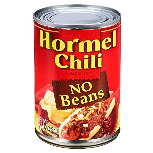 Hormel Chili, No Beans, 10.5 oz