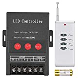 Fdit LED Kleurrijke Controller Lichtbalk Controller Modulaire Controller RGB-Controller Controller Sync to Music Apply for Party Christmas Decoration