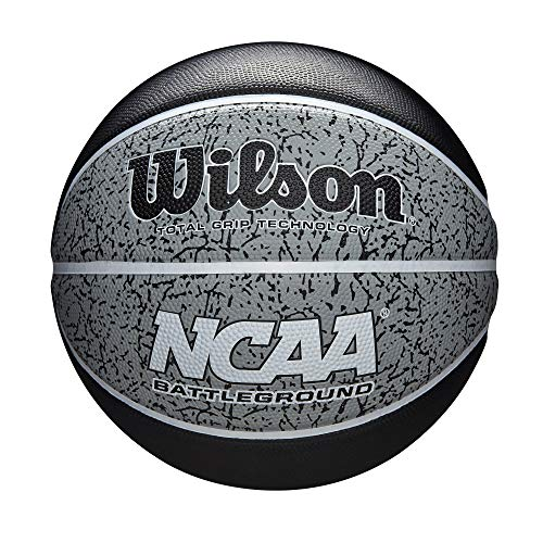 Wilson WTB2501XB07 Pelota de Baloncesto NCAA Battleground