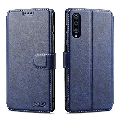 Keallce für Samsung Galaxy A50 Hülle,Samsung A50S Handy Hülle Lederhülle,Galaxy A30S PU Leder Hülle Brieftasche Handytasche Cover Kompatibel für Samsung Galaxy A50/A50S/A30S Ledertasche-6.4