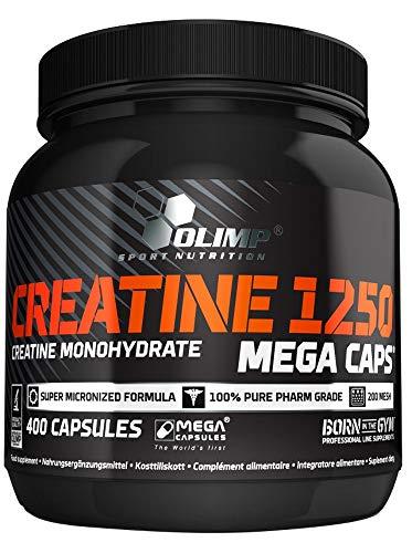 Olimp Sport Nutrition Creatine Mega Caps Acide Aminé 400 Capsules