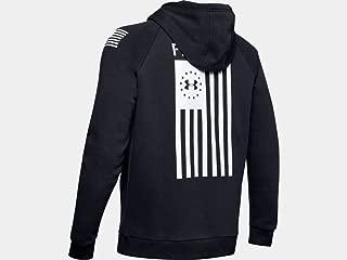 UA Freedom Flag Rival LG Black