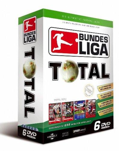 Bundesliga - Total Box-Set [6 DVDs]
