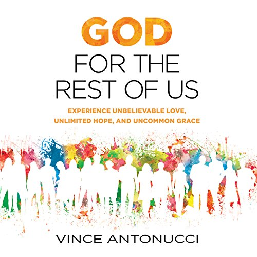 God for the Rest of Us audiobook cover art
