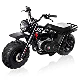 Mega Moto MM-B212-RB With Suspension 7.5HP Classic 212CC Mini Bike
