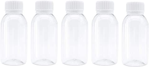 100 ml empty bottles