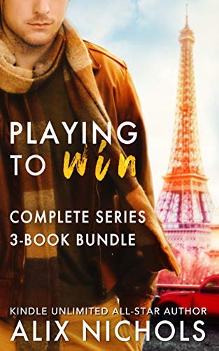 Playing to Win - A Complete Series Box Set: 3 sports romances