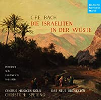 Die Israeliten in by C.P.E. Bach