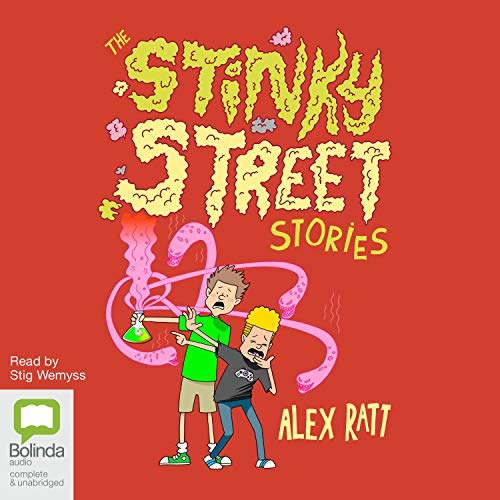 Couverture de The Stinky Street Stories