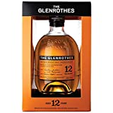 The Glenrothes Single Malt Scotch Whisky - Whisky Escoce, 12 Años, 40%, 700 ml
