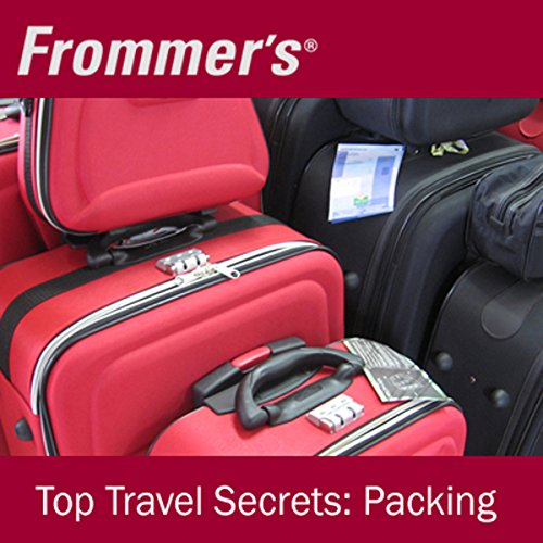 Frommer's Top Travel Secrets audiobook cover art