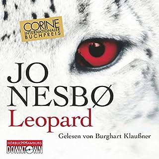 Leopard     Harry Hole 8              Autor:                                                                                                                                 Jo Nesbø                               Sprecher:                                                                                                                                 Burghart Klaußner                      Spieldauer: 7 Std. und 26 Min.     547 Bewertungen     Gesamt 4,1