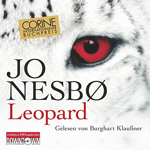 Leopard audiobook cover art