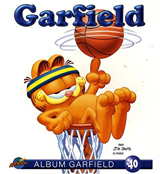 Paperback Garfield t.40 [French] Book