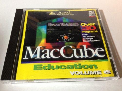 """Price comparison product image MacCube Vol. 6 """"Education"""""""
