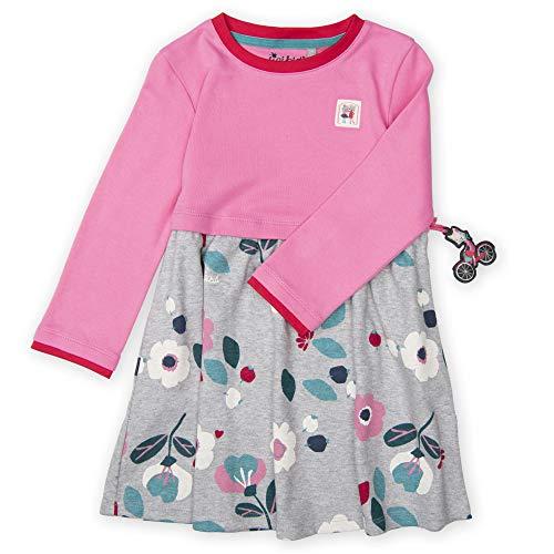Sigikid Mädchen Kleid, Rosa (Pink 686), (Herstellergröße: 110)