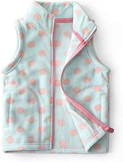 Best baby girl fleece vest Reviews