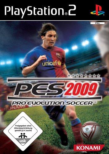 PES - Pro Evolution Soccer 2009