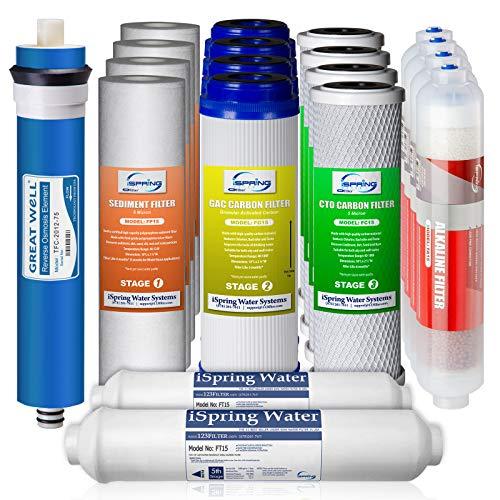 10x Oral B Precision Clean Spazzole di ricambio Spazzole OralB 2 x 4+1 libretti