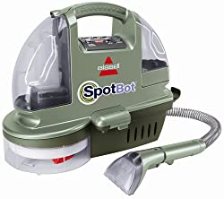 Bissell SpotBot Hands-Free Compact Deep Carpet Cleaner, 1200B